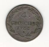 German States: Bavaria: 1766 4 Groschen