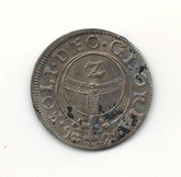 German States: Bavaria: 1626 2 Kreuzer AU/UNC Well Struck