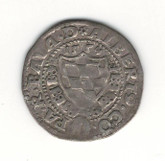 German States: Bavaria: 1554 3 Kreuzer / Groschen