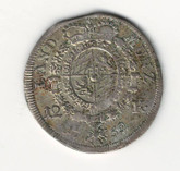 German States: Bavaria: 1752 12 Kreuzer #2