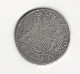 German States: Bavaria: 1730 30 Kreuzer #2