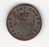 German States: Bradenburg - Ansbach: 1788 Kreuzer VF