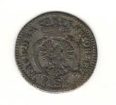 German States: Bradenburg - Ansbach: 1774 2 1/2 Kreuzer F