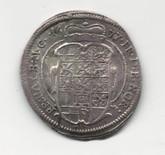 German States: Bradenburg - Ansbach: 1677 1/6 Thaler