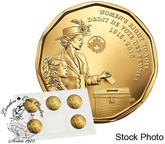 Canada: 2016 Women's Right To Vote Dollar 5 Coin Pack