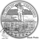 Canada: 2018 $20 The Dieppe Raid 1 oz Pure Silver Coin
