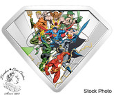 Canada: 2018 $100 The Bronze Age of DC Comics 10 oz. Pure Silver Coin