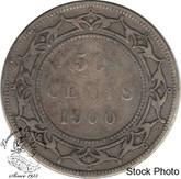 Canada: Newfoundland 1900 50 Cent VG8