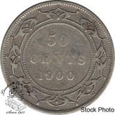 Canada: Newfoundland 1900 50 Cent F12