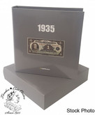 Numis Album for Canadian Banknotes: 1935