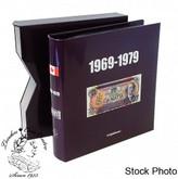 Numis Album for Canadian Banknotes: 1969-1979