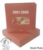 Numis Album for Canadian Banknotes: 2001-2006
