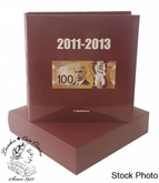 Numis Album for Canadian Banknotes: 2011-2013