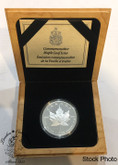 Canada: 1989 $5 1 oz Proof Silver Maple Coin