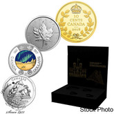 Canada: 2018 State-of-the-Art 4-Coin Set