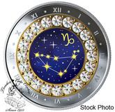 Canada: 2019 $5 Zodiac Series: Capricorn Pure Silver Coin
