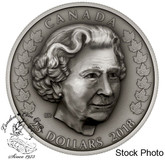 Canada: 2018 $25 Her Majesty Queen Elizabeth II: Matriarch of the Royal Family Pure Silver Coin