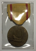 United States China Service Medal Navy