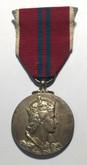 Queen Elizabeth II Silver Coronation Medal 1953