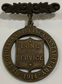 Great Britain: 1914 Metropolitan Police Special Constabulary Long Service Medal