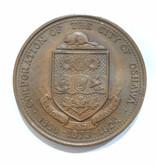 1871 - 1971 Colonel R.S McLaughlin Oshawa Medal