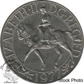 Great Britain: 1977 Crown Queen Elizabeth Jubilee