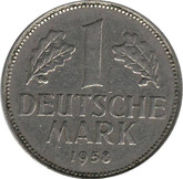 Germany: 1958G Mark EF40