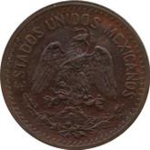 Mexico: 1935 10 Centavo MS60