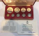 Bahamas: 1977 Proof Coin Set