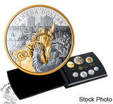 Canada: 2019 75th Anniversary of D-Day Pure Silver 7-Coin Proof Set