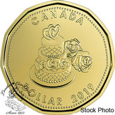Canada: 2019 $1 Wedding Cake Coin