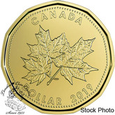 Canada: 2019 $1 Maple Leaves Coin