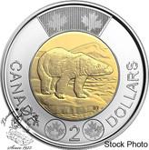 Canada: 2019 $2 BU
