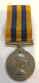Korea Medal: Canadian Commonwealth Force Issue 1951 GNR. M. BRADBURY R.A.
