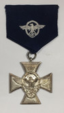 Germany: Third Reich Police Long Service Silver Cross
