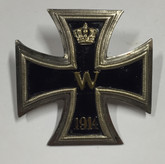 Germany: Imperial Iron Cross 1st Class