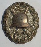 Germany: WWI Silver Wound Badge