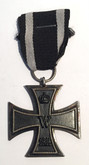 Germany: WWI Iron Cross 2nd Class (Marked: KAG)