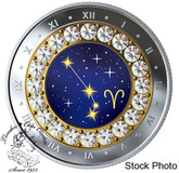 Canada: 2019 $5 Zodiac Series: Aries Pure Silver Coin