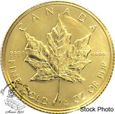 Canada: $10 Pure Gold 1/4 oz oz Maple (Random Year)
