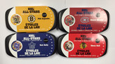 Canada: 2002 NHL All-Stars Stamp & Medallion Sets *4 Pieces*