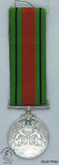 WWII: 1939-1945 The Defence Medal