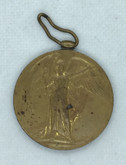 Allied Victory Medal - Canadian Infantry WWI 1914-1919 Lot#2