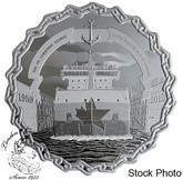 Canada: 2019 $30 60 Years of Prominence: The Saint Lawrence Seaway 2 oz. Pure Silver Coin