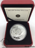 Canada: 2007 $20 International Polar Year Sterling Silver Coin