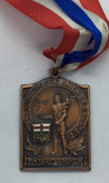 Canada: 1938 A.A.U.C. Amateur Athletic Union of Canada Ontario Branch 440 Yard Bronze Medal