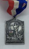 Canada: 1938 A.A.U.C. Amateur Athletic Union of Canada Ontario Branch Javelin Silver Medal
