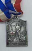 Canada: 1938 A.A.U.C. Amateur Athletic Union of Canada Ontario Branch 440 Yards Silver Medal