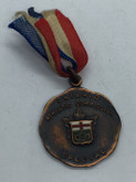 Canada: Ontario Athletic Commission Special Bronze Medal Ellis Bros.