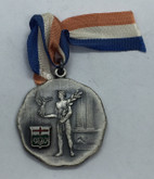 Canada: Ontario Athletic Commission Silver Medal
